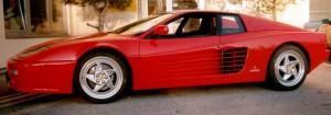 RENATO Sitze in einem Ferrari - 1