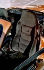 RENATO Sitze in einem Mazda MX 5