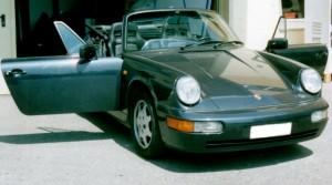 RENATO Sitze in einem Porsche - 1
