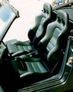 RENATO Sitze in einem Porsche - 2